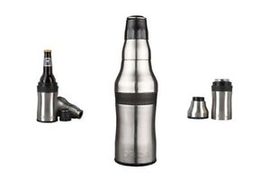 BRAND NEW Orca Rocket Bottle and Can Holder with Shot Cup And Bottle Opener