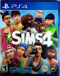 The Sims 4 PS4 Sony PlayStation 4, 2017 Brand New Region Free
