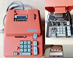 Old Machine A Calculating mercedes Calculator Condition Walking $28.42