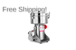 RRH 500G Swing Type Grain Mill Electric Spice Nut and Coffee Grinder High Spe...