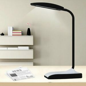 Dimmable Flexible 2 Modes USB LED Table Lamp Desk Light Study Reading Home USA