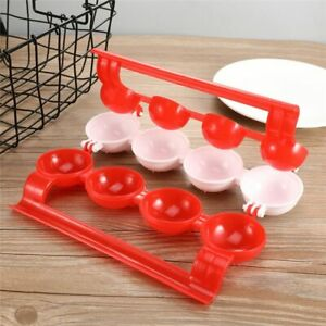 Best Kitchen Gadget 2020 Meatball Maker Fish Meat Mould Tool Machine Scoop Patty