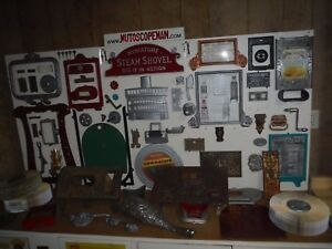 Mutoscope Caille Mills Munves Genco Fortune Teller,Crane Digger Parts Kiosk
