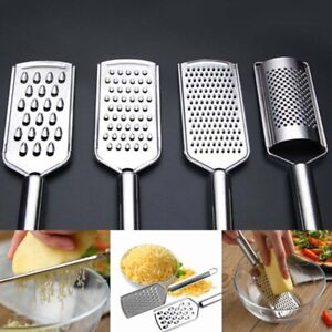 Multi purpose Stainless Steel Hand Held Tool Ginger Grater Citrus Cheese Grater