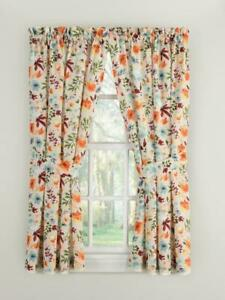 The Pioneer Woman Willow Window Curtain Set of 2 Panels 40