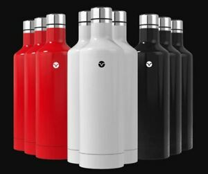 Vremi 16oz Stainless Steel Water Bottle Flask Hot/Cold Dbl Wall Vacuum *VETERAN*