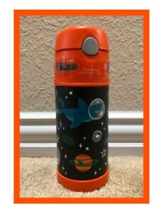 Thermos Funtainer Space Shark 12oz