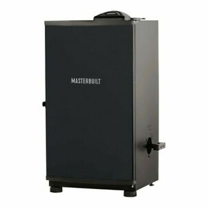 Masterbuilt 30 Inch Outdoor Barbecue Digital Electric BBQ Meat Smoker Grill.
