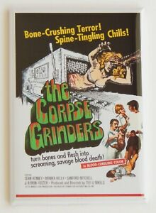 The Corpse Grinders FRIDGE MAGNET movie poster
