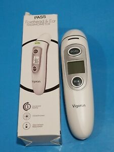 Vigorun Digital Medical Infrared Forehead and Ear THERMOMETER . $24.95
