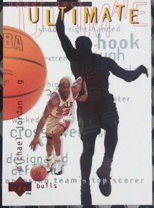 1997 98 Upper Deck Michael Jordan Ultimate Card # U1