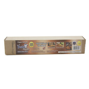 6-Pack Yoshi Copper Grill and Bake Mats! – As Seen on TV (2 Pack of 3)
