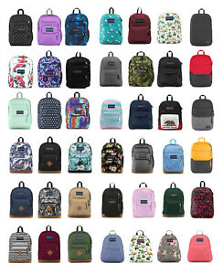 New JanSport Backpack Big Cool Digital Student City View Ripley Agave