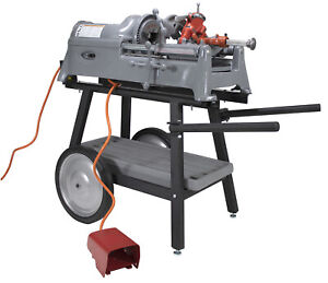 Reconditioned RIDGID® 535 V1 Pipe Threading Machine with 150A Cart 811A Die Head  $3,399.99