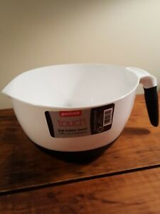 Good Cook Touch Batter Bowl Baking Cakes Pancakes bottom/handle grip