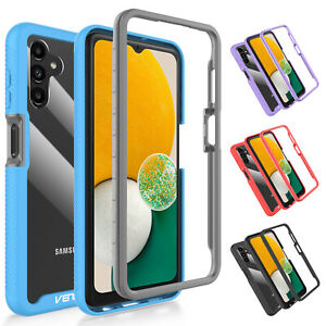 For LG Stylo 6 Shockproof Clear Slim Case Cover With Built in Screen Protector $8.99