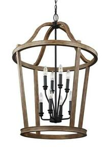 Murray Feiss F3040/8WOW 8 - Light Two Tier Chandelier