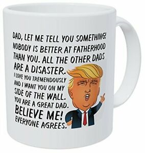 Wampumtuk Dad I Want You On My Side Of The Wall. Nobody Is Better At Fatherhoo $17.21