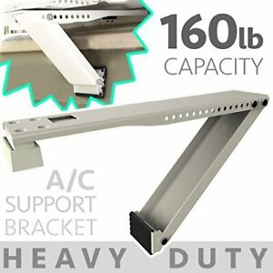 Universal Window Air Conditioner Bracket - 1pc Heavy-Duty Window AC Support