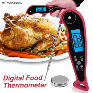 Cooking BBQ Grill Food Meat Instant Read Digital Electronic Thermometer  New