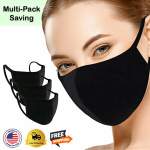 [Made in USA] Washable Cotton Facial Mask