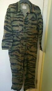vintage WINCHESTER Trailblazer Camouflage Coverall Hunting size see Measurement