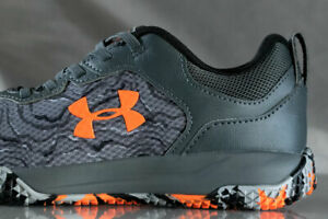 UNDER ARMOUR MAINSHOCK 2 shoes for boys, NEW & AUTHENTIC, US size YOUTH 1 $44.99