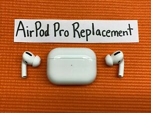 Genuine Apple AirPods Pro Left Right or Charging Case Replacement Parts Only $59.99