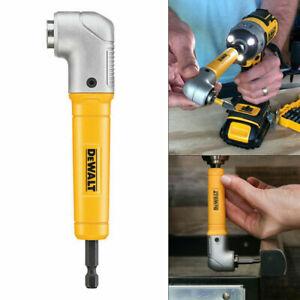 DEWALT Right-angle DWARA60 Drill Adapter Magnetic Attachment Tool for Drills