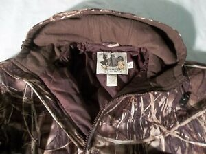 Herter's Hunting Jacket w Hood Advantage Max 4HD Waterfowl Duck Geese Deer