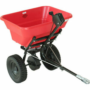 EarthWay Tow Behin Broadcast Spreader 80 Lb 10