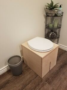 COMPOSTING TOILET Road Commode $275.00