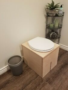 High Quality Road Commode Composting Toilet $275.00