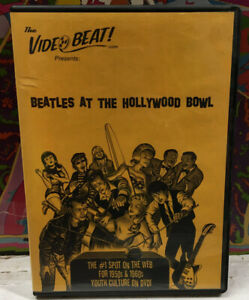 Beatles At The Hollywood Bowl Various DVD