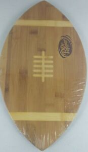 Picnic Time Football Wood  Cutting Chopping  Board