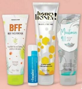 Perfectly Posh Bundle Bff, M911, The Healer, Honey Honey
