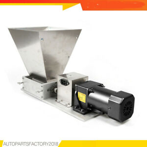 Electric Grinder Machine 40W Rice Corn Grain Coffee Wheat Feed Mill Dry Cereals