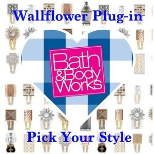 Bath amp; Body Works Wallflowers Fragrance Plug in Diffuser You pick BRAND NEW $16.90