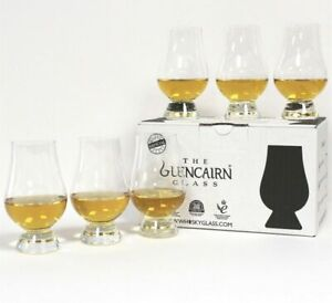 The Glencairn Crystal whisky glass (set of 6) - Free Shipping