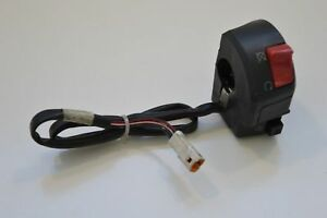 2011 DUACTI MONSTER RIGHT HAND SWITCH GEAR TA01642 $62.18
