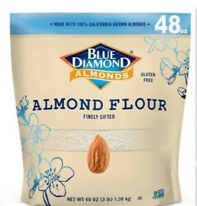 Flour Finely Sifted Gluten Free Blanched 3 lb Pack of 1