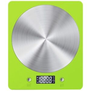 2X(Kitchen Scale Food Flat Household Electronic Kitchen Scale Kitchen Scale V6G0