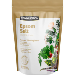 NEW 7Lb Epson Salt Organic Natural Plant Flower Vegetable Tree Growth Non toxic $9.76