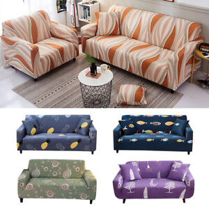 Elastic Stretch Sofa Cover 1 2 3 4 Seater Sofa Couch Covers for Universal Sofa