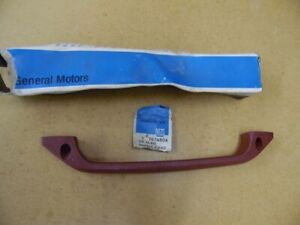 NOS PONTIAC 1967 BONNEVILLE INSIDE FRONT DOOR PULL FITS EITHER SIDE 6
