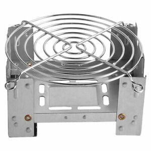 Portable Alcohol Stove Folding Camping Fuel Stove For Outdoor Travel Tool New