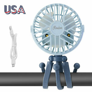 2 in 1 Portable USB Air Cooler Neck Fan Personal Cooling Hanging Air Conditioner