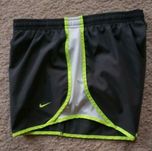 YOUTH GIRLS NIKE DRI FIT RUNNING SHORTS SZ L ** EXCELLENT ** $7.90