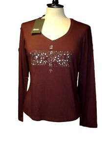DIANA GALLESI under Jackets Stretch Long Sleeve Size 44 Prug #x27;Discount#x27; $55.12