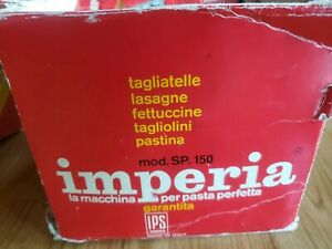 Imperial Brand Stainless Steel Noodle And Pasta Maker